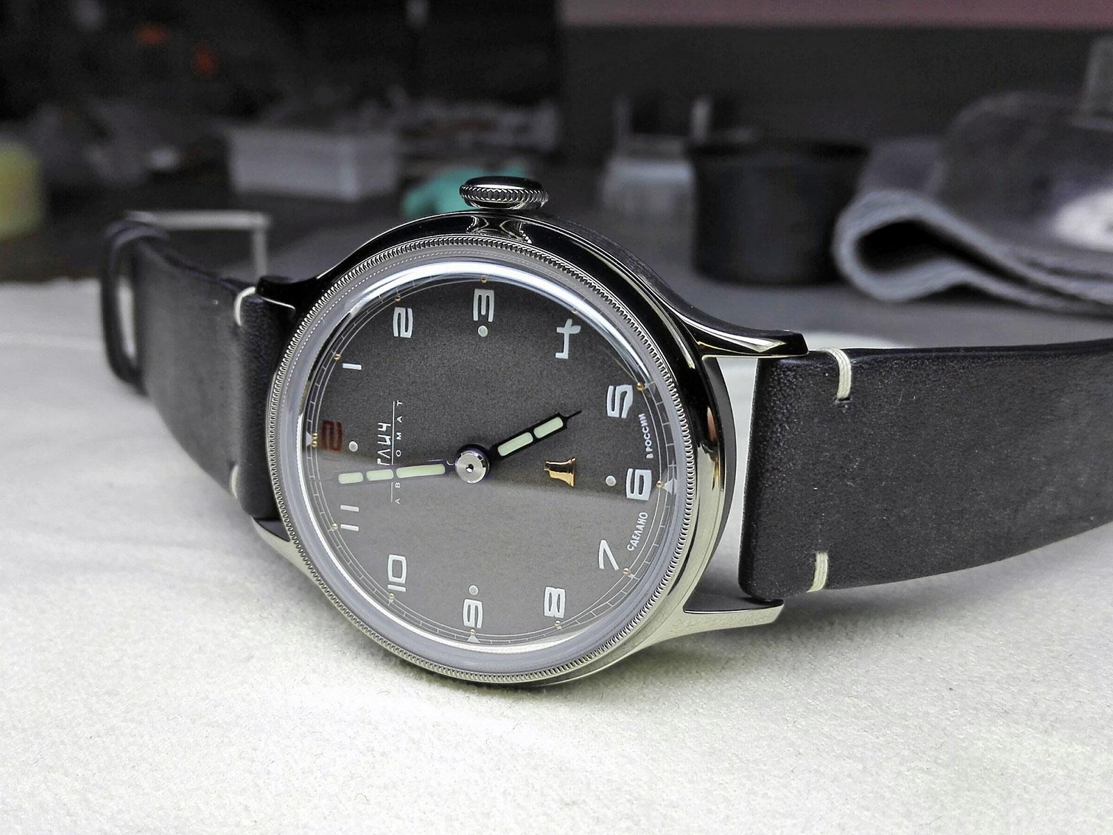 Colibrica Design Uglich automatic watch 10