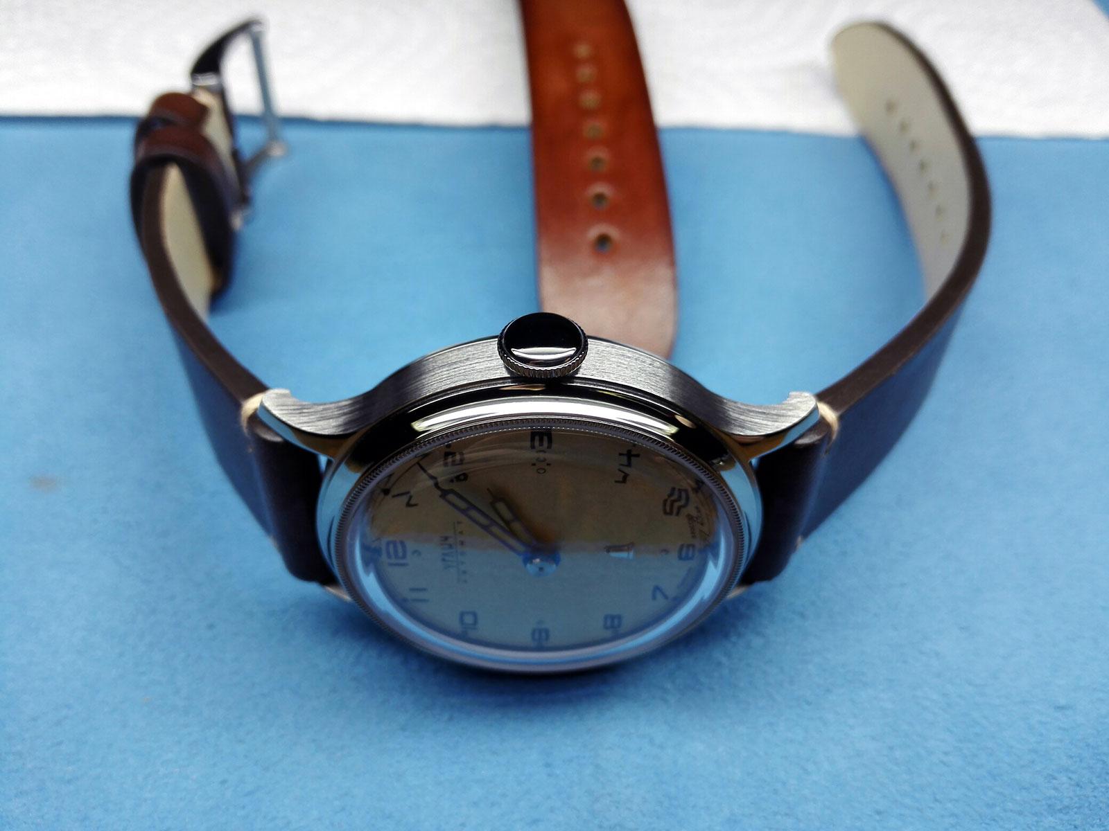 Colibrica Design Uglich automatic watch 6