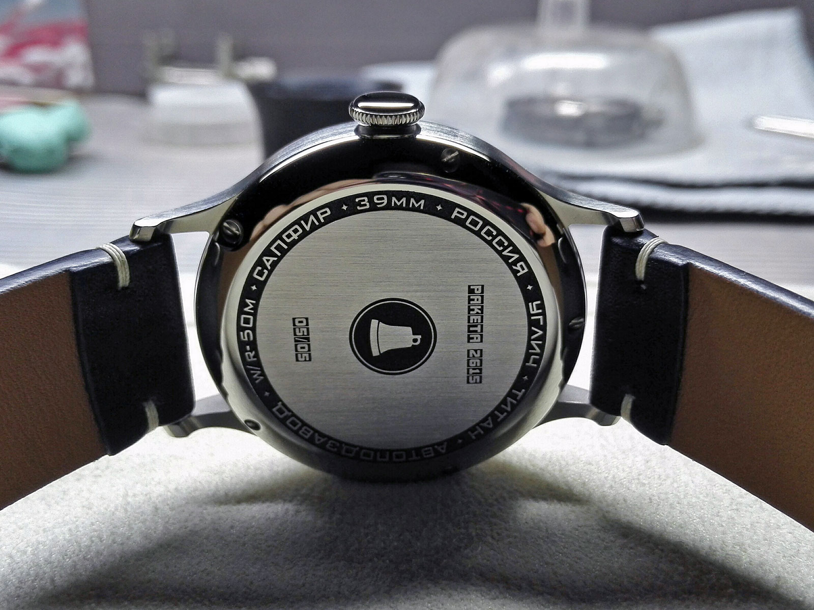 Colibrica Design Uglich automatic watch 9