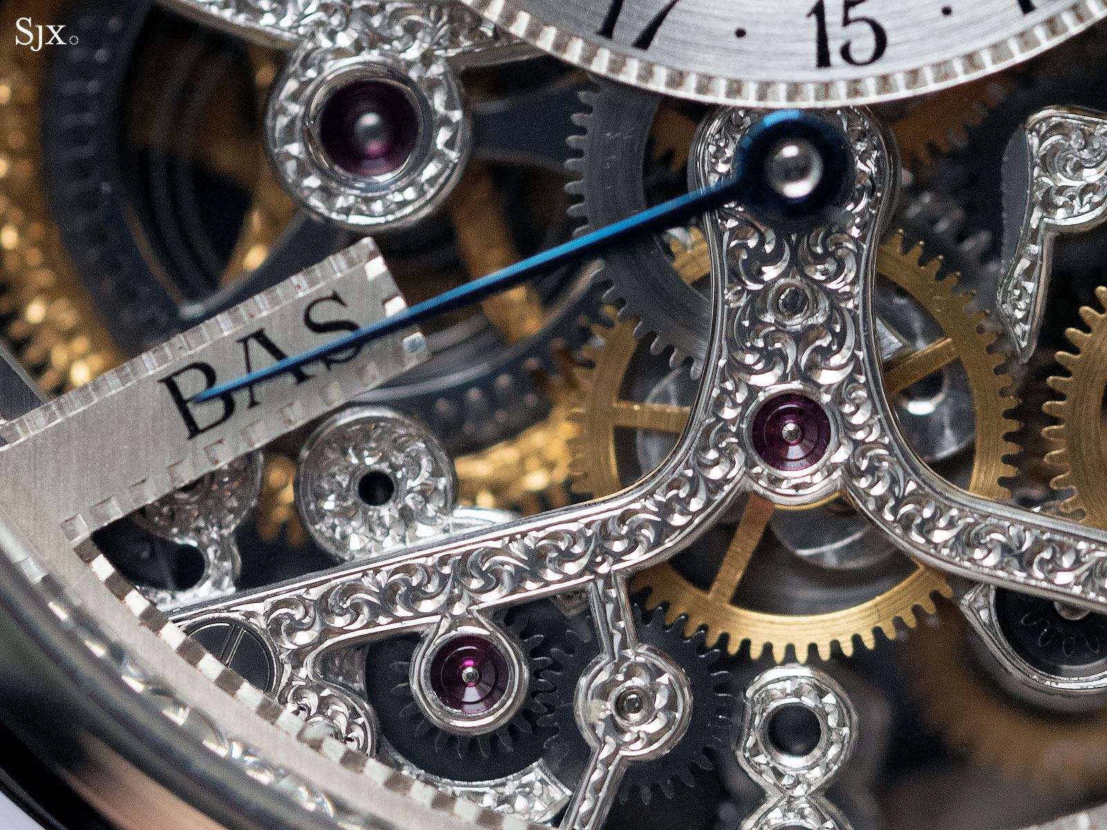 Daniel Roth tourbillon double face skeleton 3