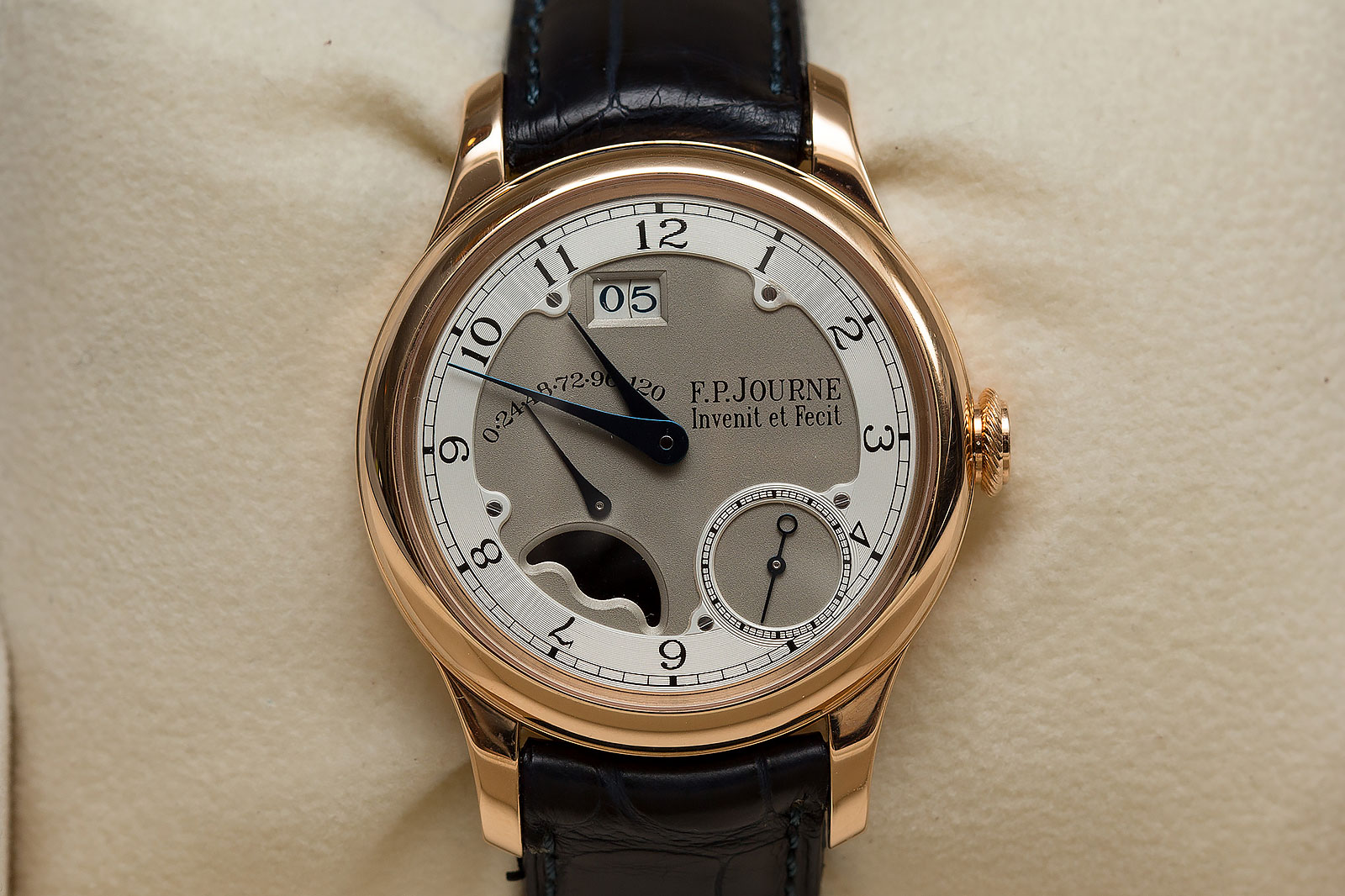 FP Journe Octa Divine 36mm Mark Cho 1