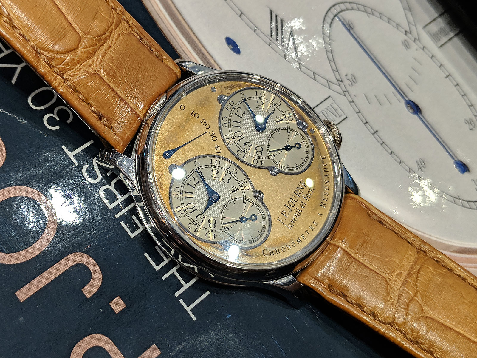 FP Journe Resonance Pierre Halimi 1