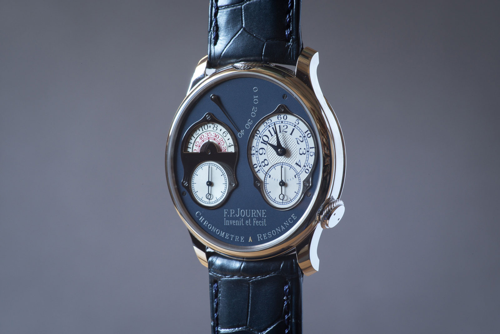 FP Journe Resonance The Armoury Mark Cho 1