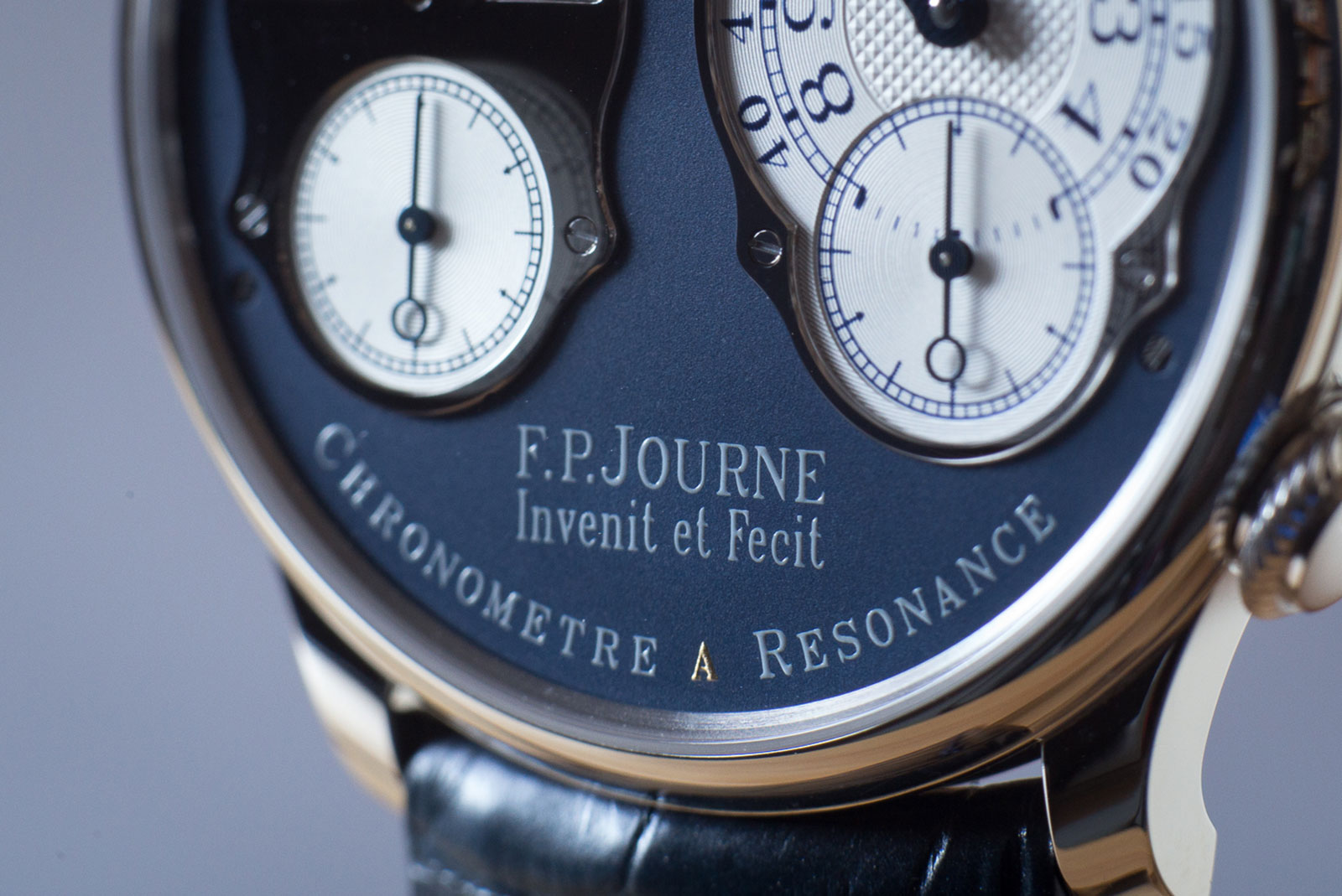 FP Journe Resonance The Armoury Mark Cho 2