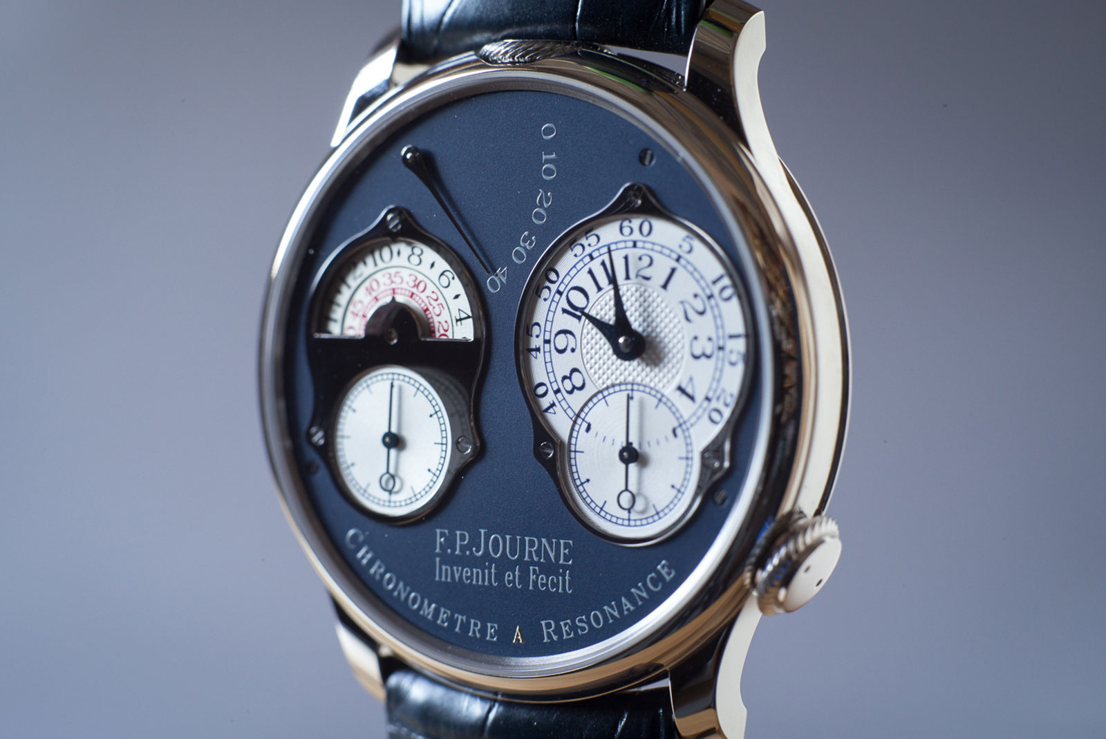 FP Journe Resonance The Armoury Mark Cho 3