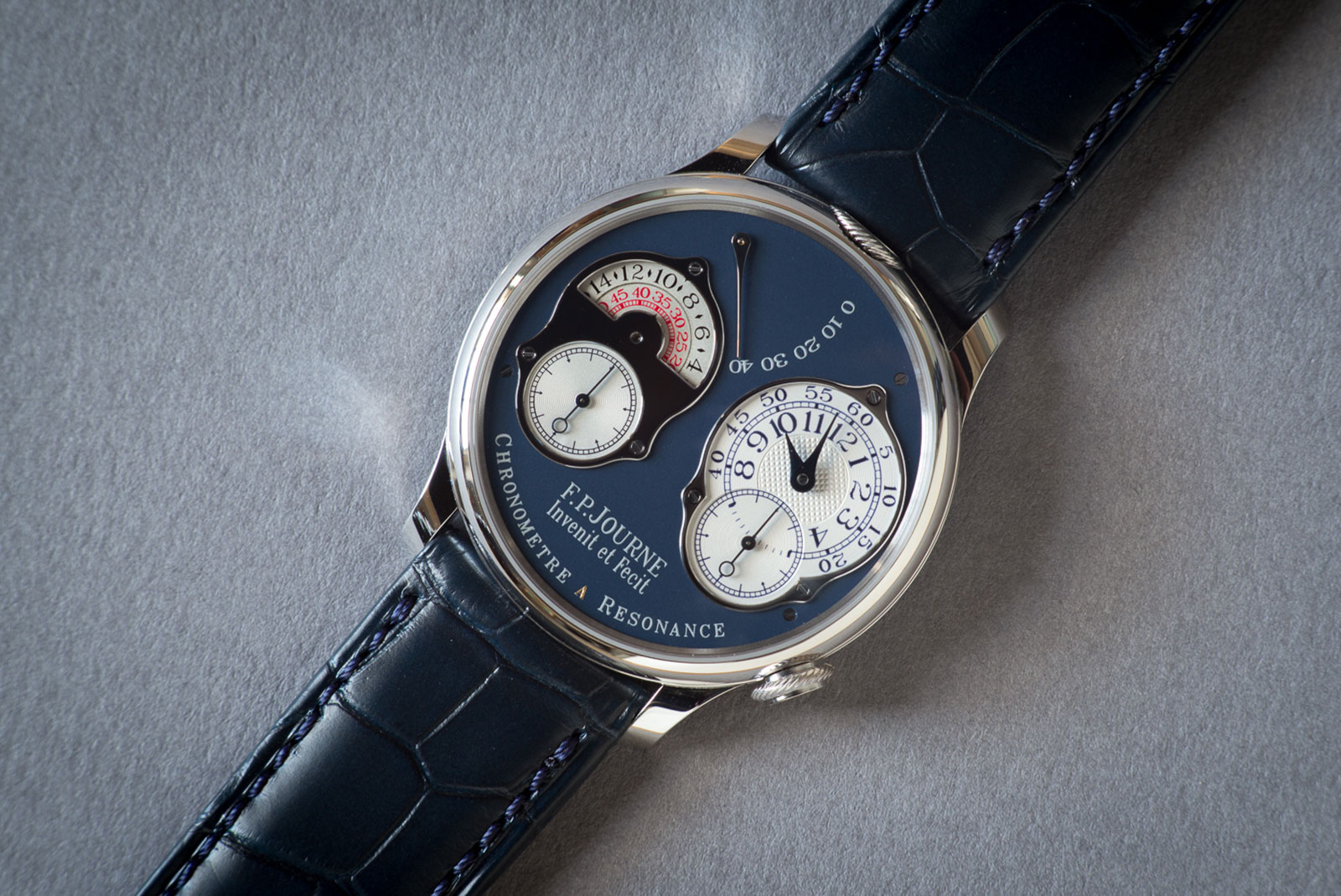 FP Journe Resonance The Armoury Mark Cho 5