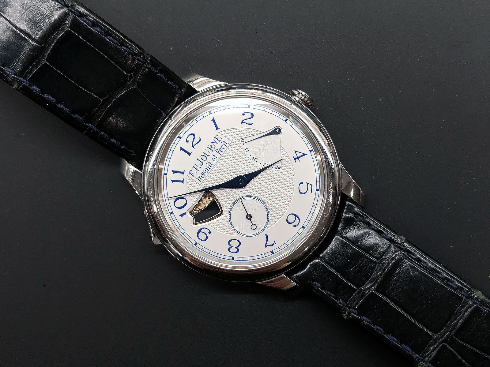 FP Journe Souverain Repeater JS Mark cho 1
