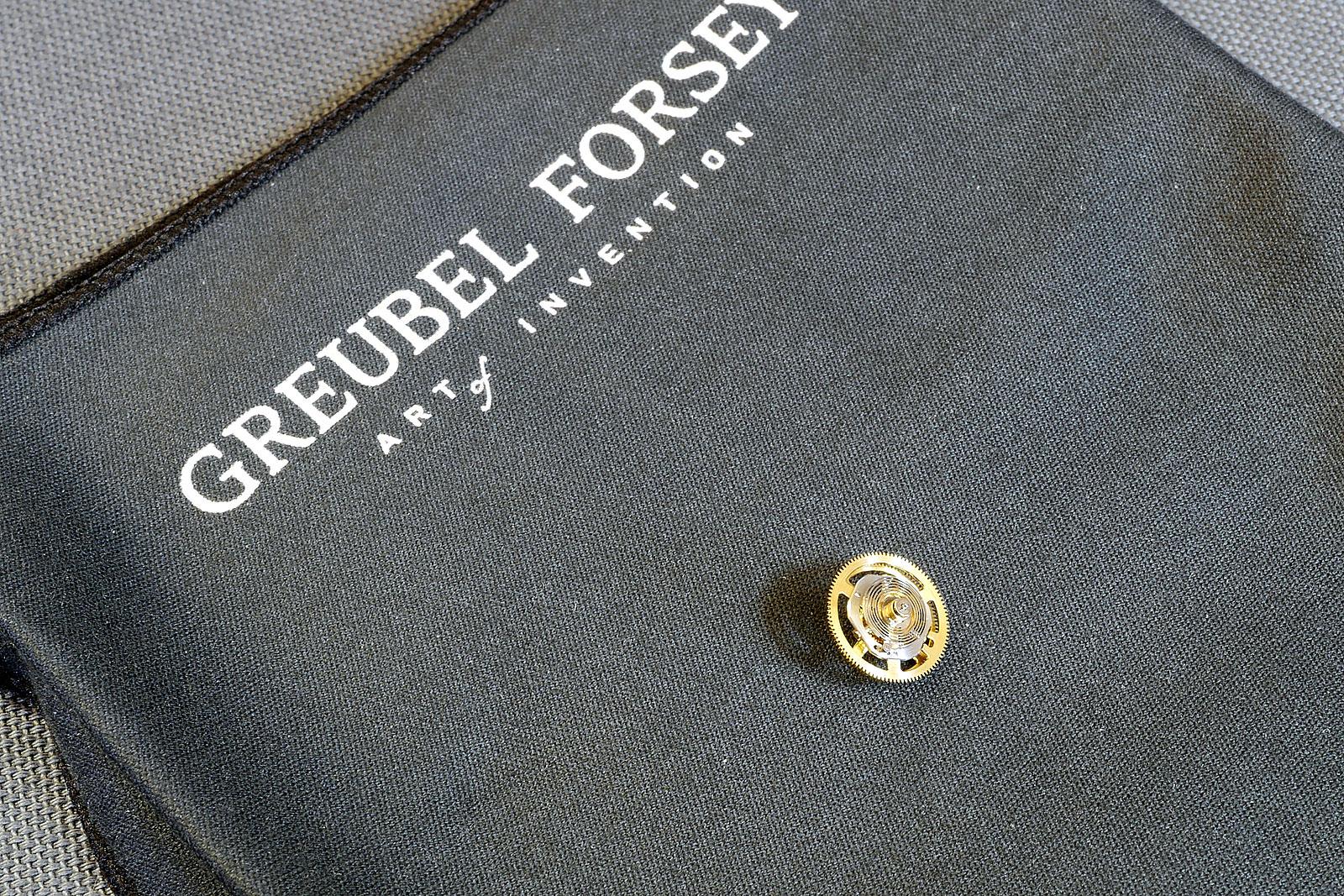 Greubel Forsey Différentiel d'Égalité 5