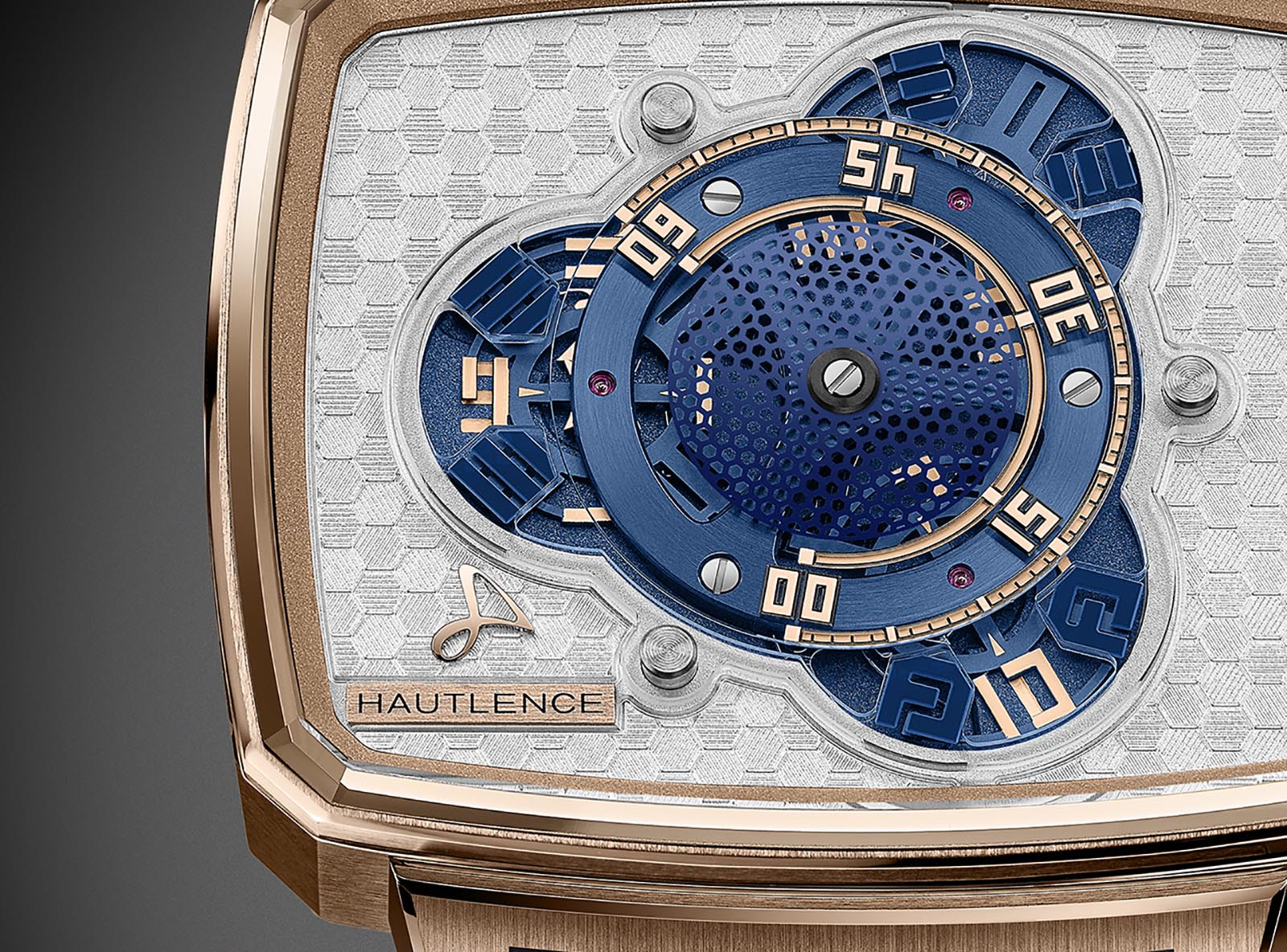 Hautlence HL Vagabonde Cortina Watch Limited Edition 2