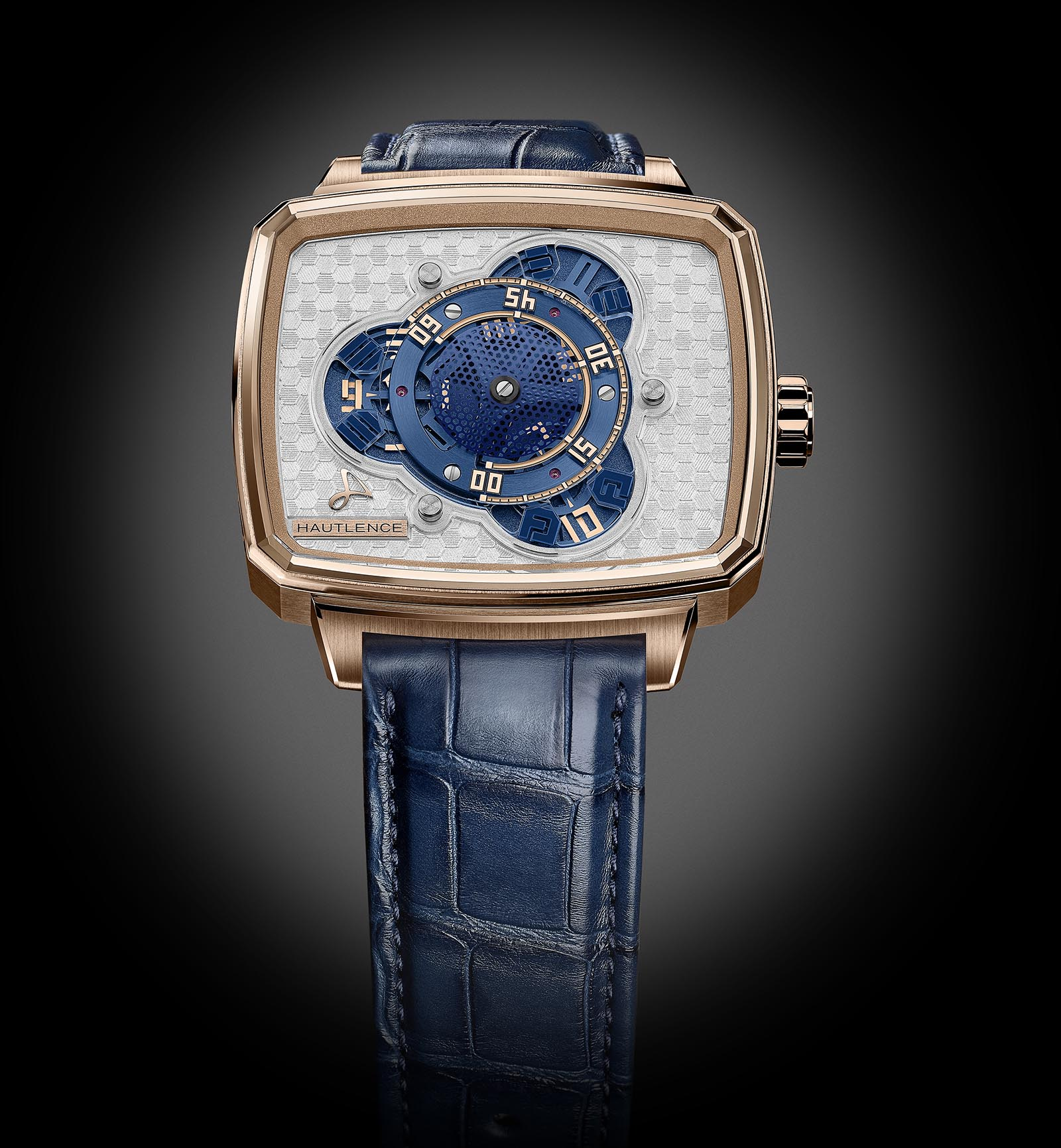 Hautlence HL Vagabonde Cortina Watch Limited Edition
