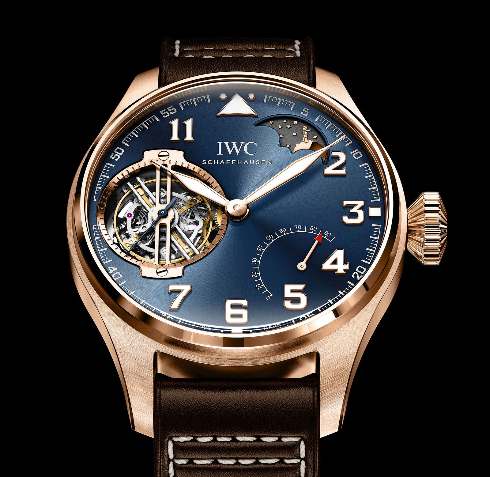 IWC Big Pilot Constant-Force Tourbillon Le Petit Prince