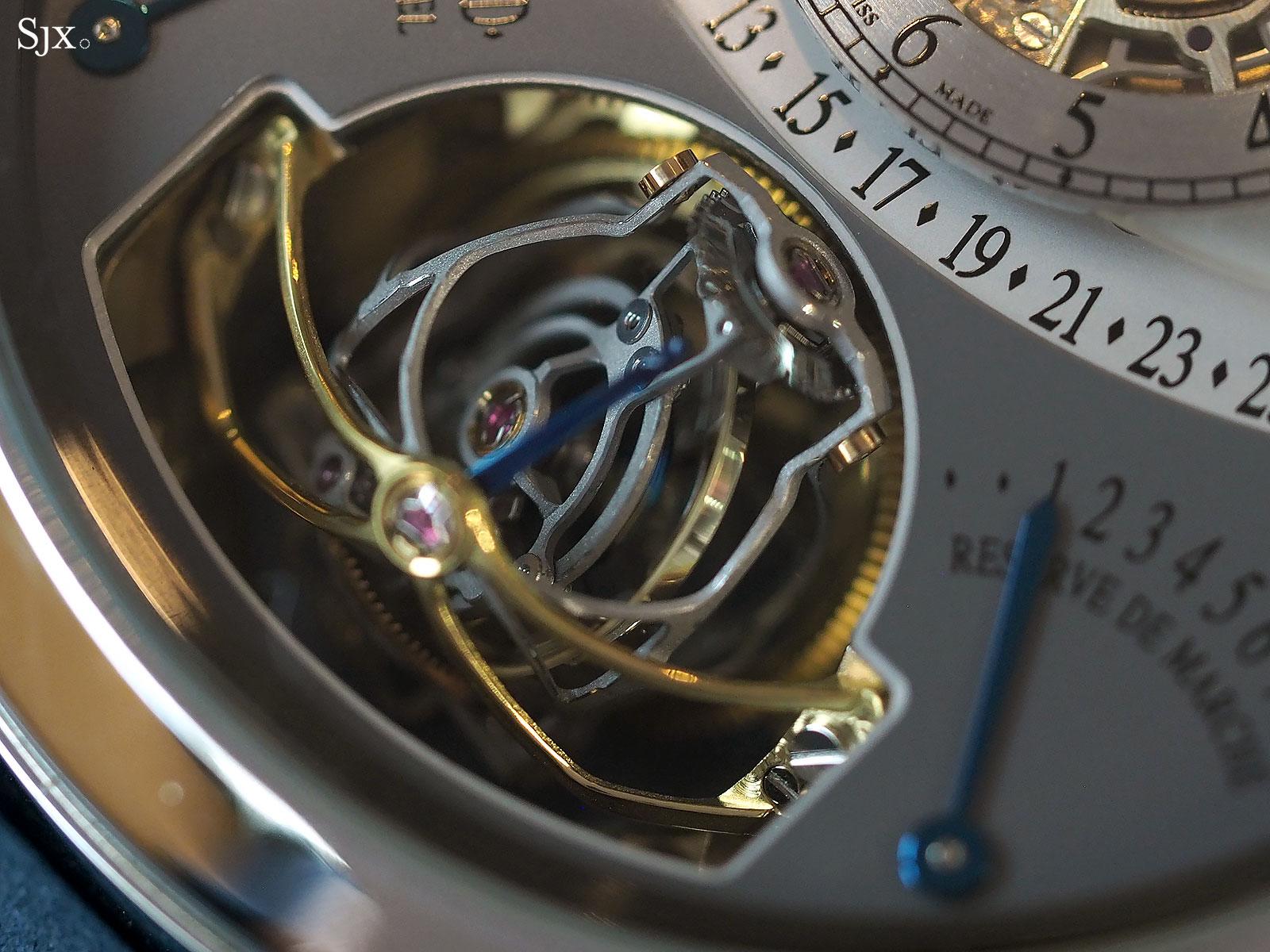 Jaeger-LeCoultre Gyrotourbillon 1 platinum 2