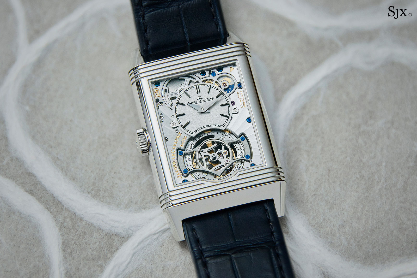 JaegerLeCoultre Reverso Tribute Flying Tourbillon 1