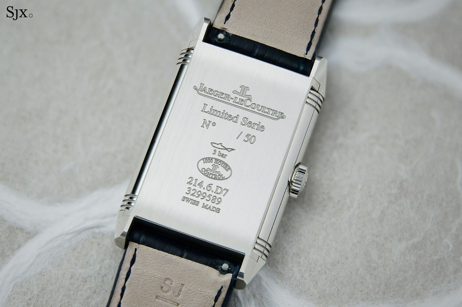 JaegerLeCoultre Reverso Tribute Flying Tourbillon 3