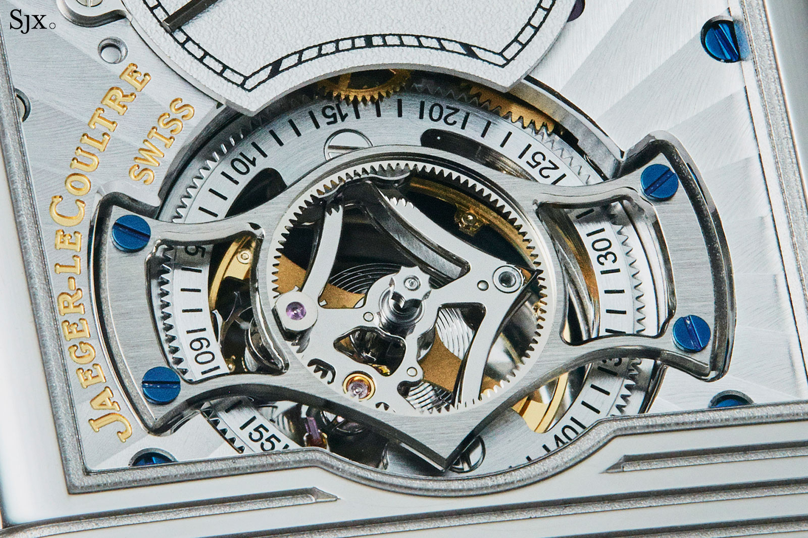 JaegerLeCoultre Reverso Tribute Flying Tourbillon 6