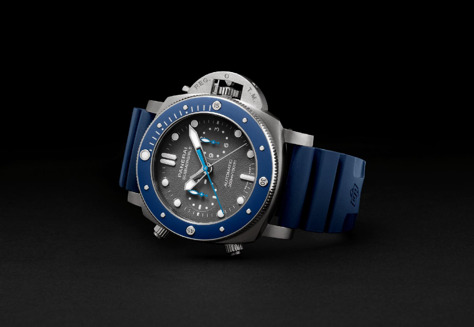 Panerai Submersible Chrono Guillaume Néry Edition PAM00982
