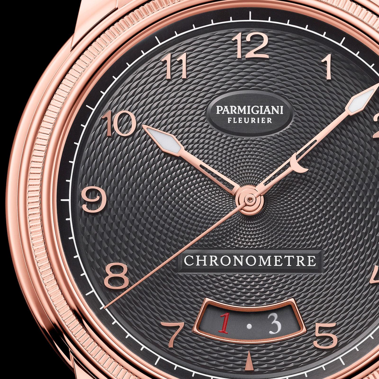 Parmigiani Toric Chronometre Slate 2