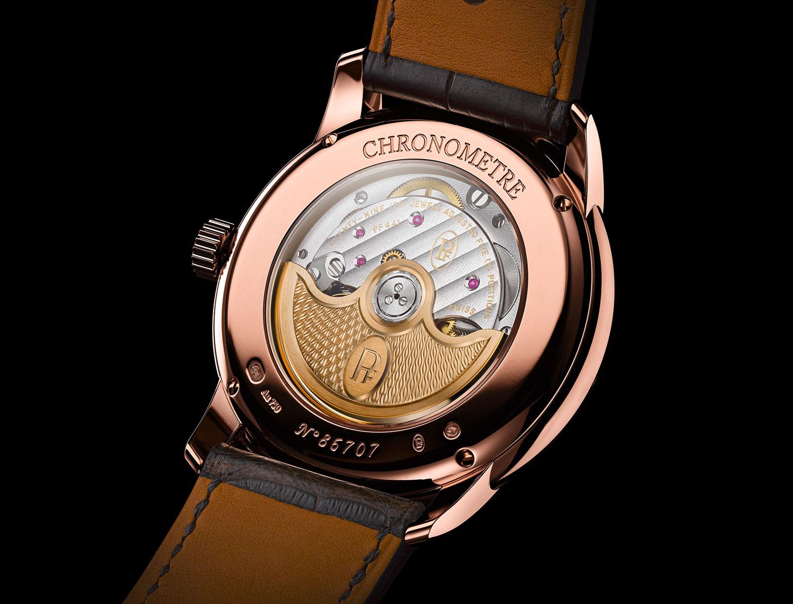 Parmigiani Toric Chronometre Slate 3