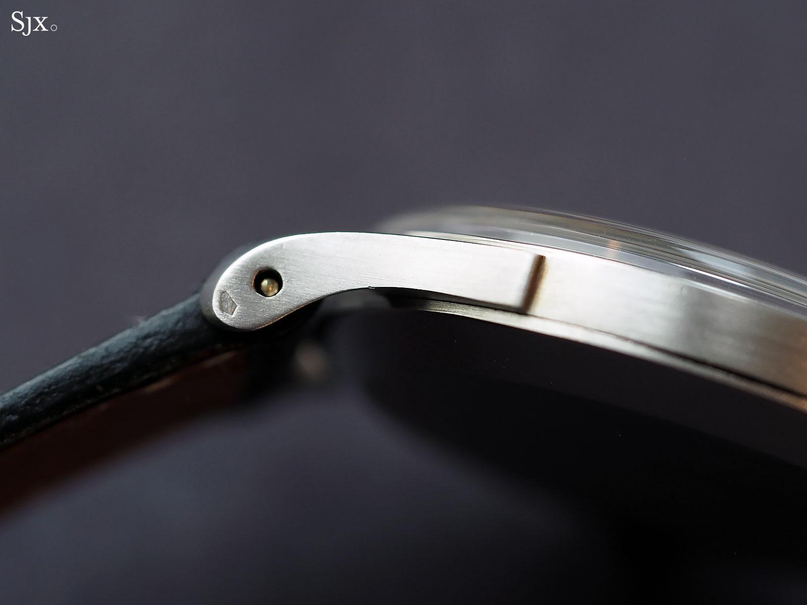 Patek Philippe ref 1589 platinum 2