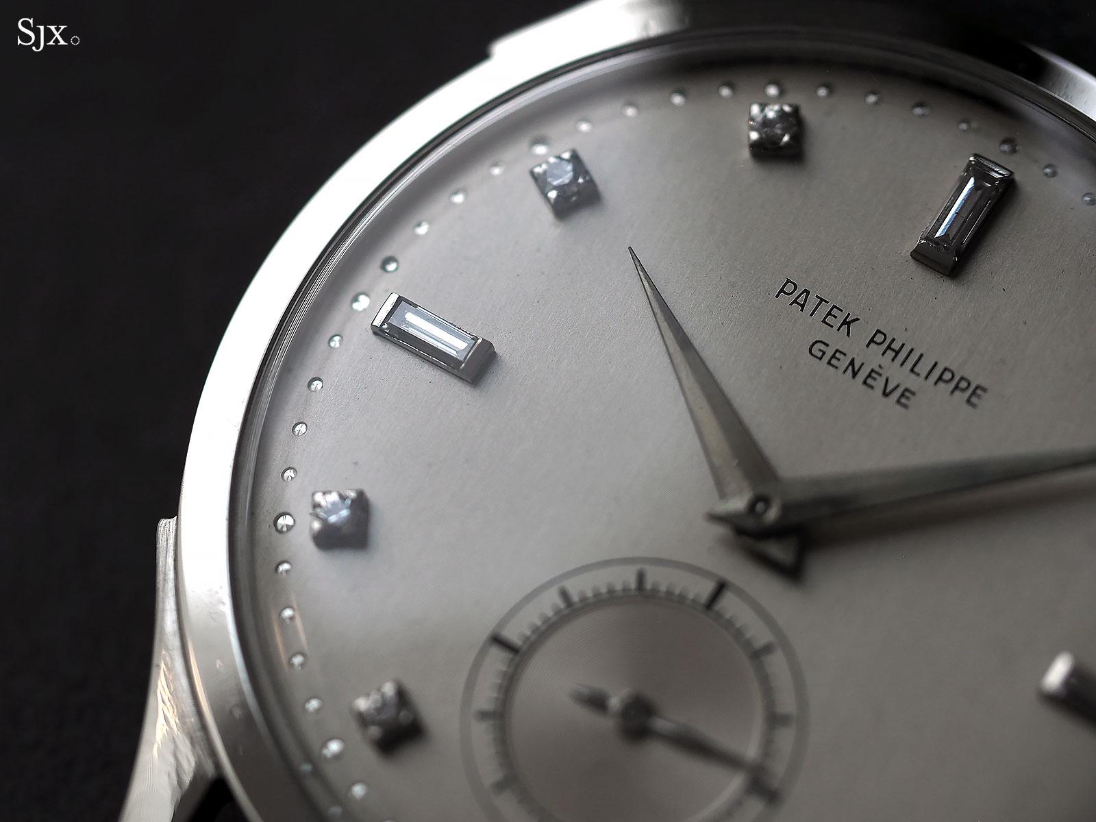 Patek Philippe ref 1589 platinum 3