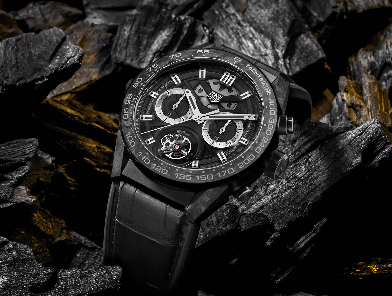 TAG Heuer Carrera Carbon Collection 2