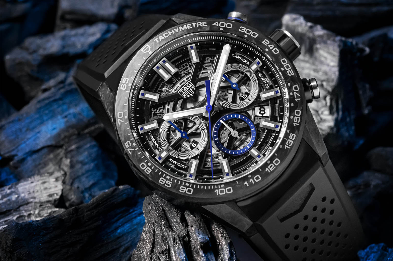 TAG Heuer Carrera Carbon Collection 4