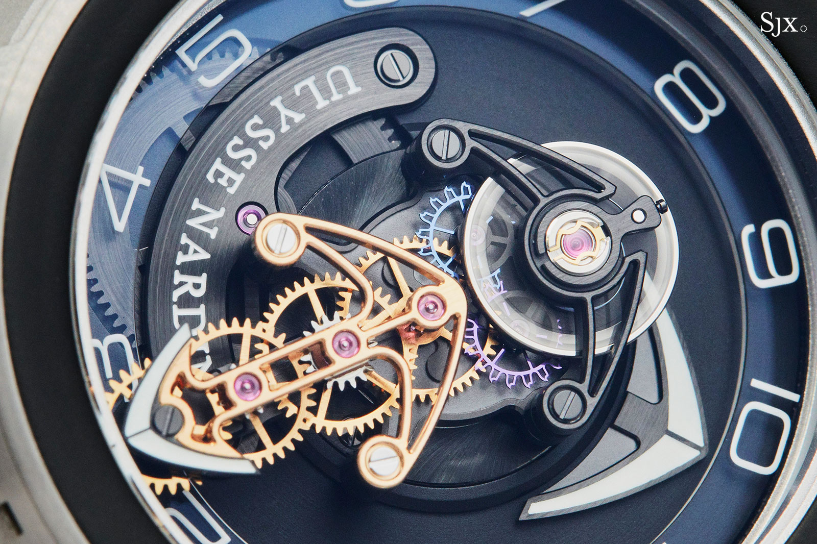 Ulysse Nardin Freak Out Black Gold 11