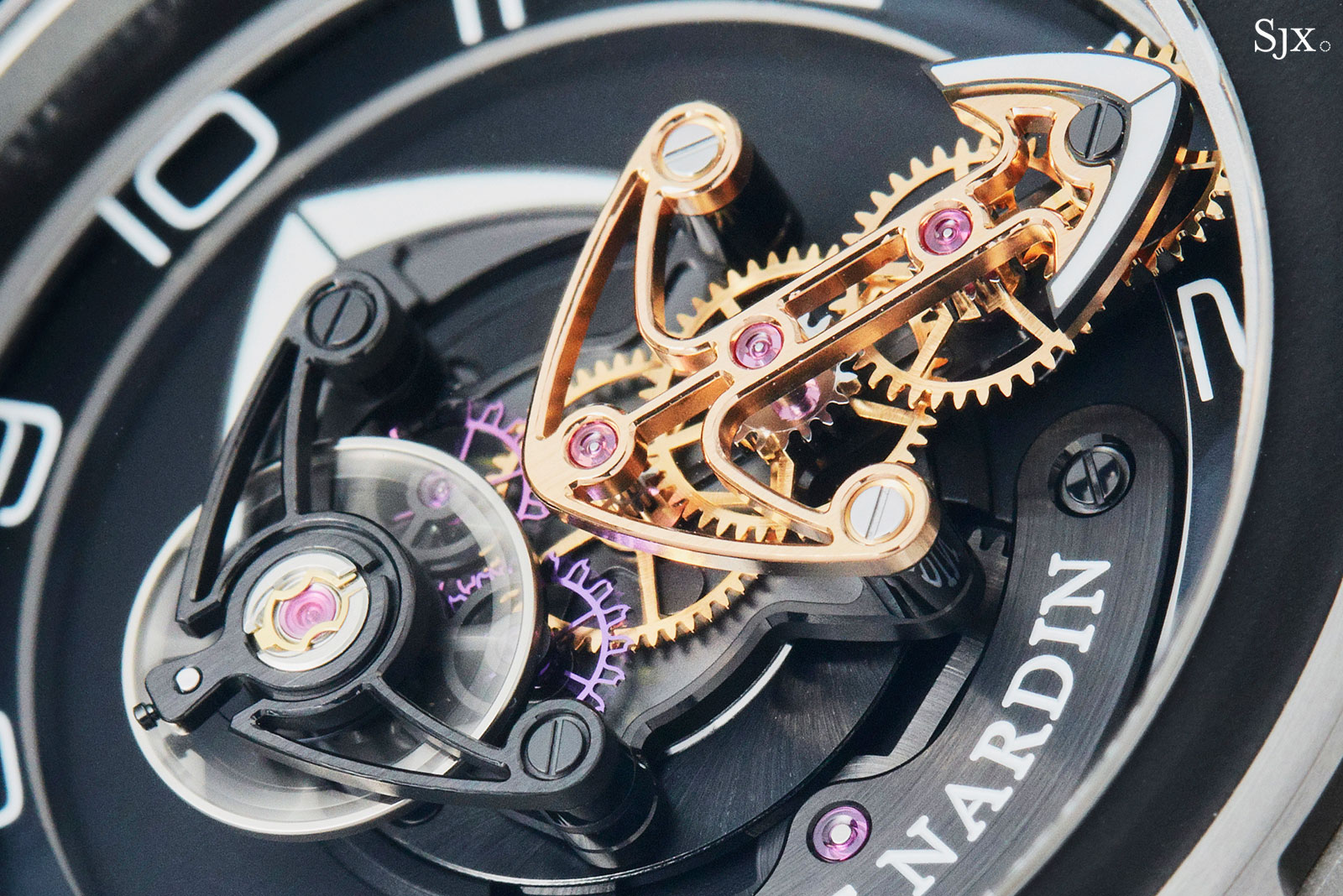 Ulysse Nardin Freak Out Black Gold 7