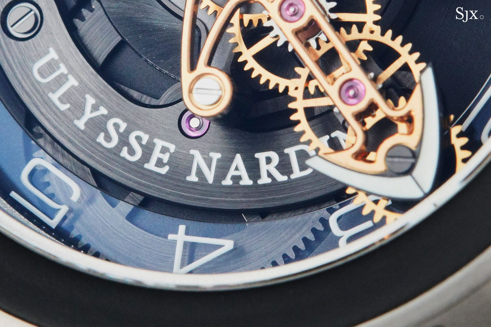 Ulysse Nardin Freak Out Black Gold 9
