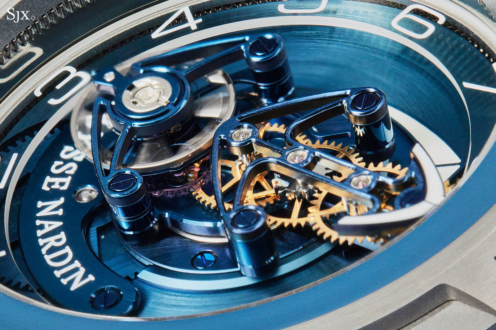 Ulysse Nardin Freak Out Blue Gold 5