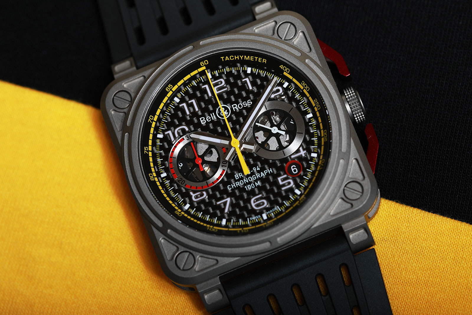 bell ross br03 94 rs18 chronograph 1