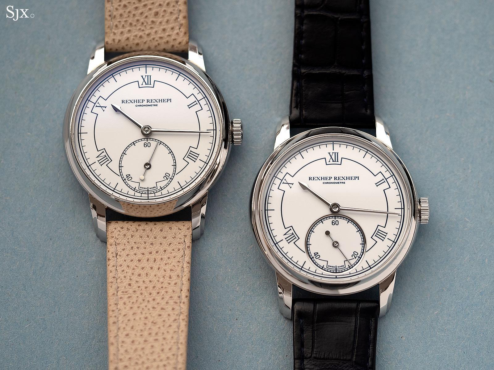 rexhep akrivia chronometre contemporain compare 1