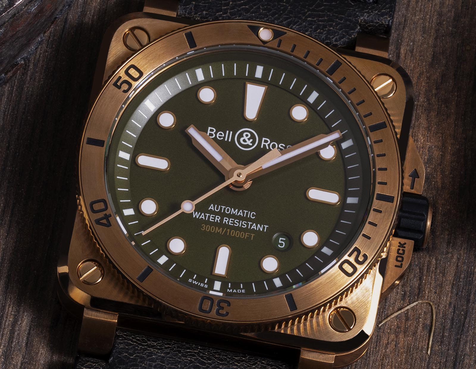 Bell & Ross BR 03-92 Bronze Diver Cortina Limited Edition 3
