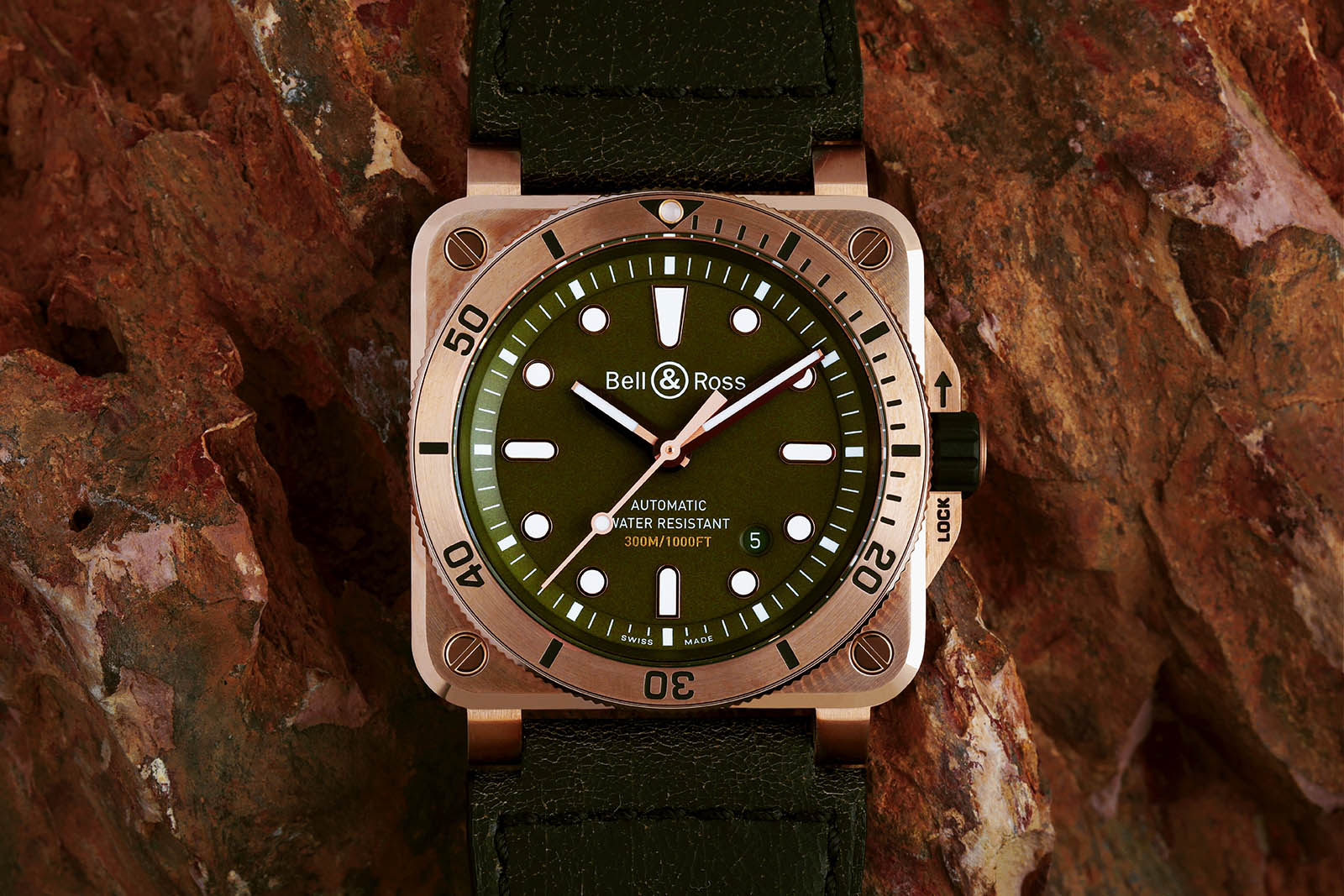Bell & Ross BR 03-92 Bronze Diver Cortina Limited Edition