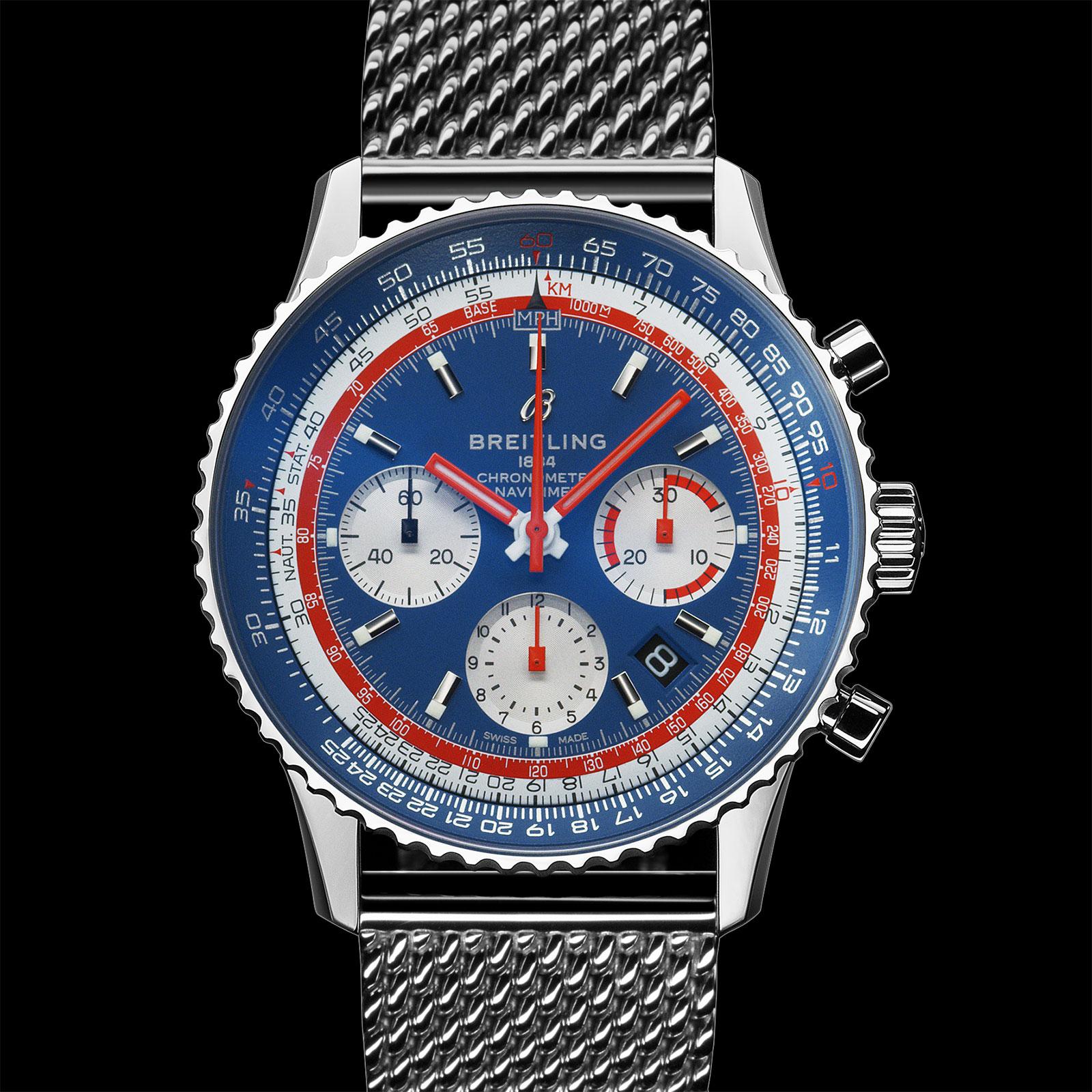 Breitling Navitimer 1 B01 Chronograph 43 Pan Am