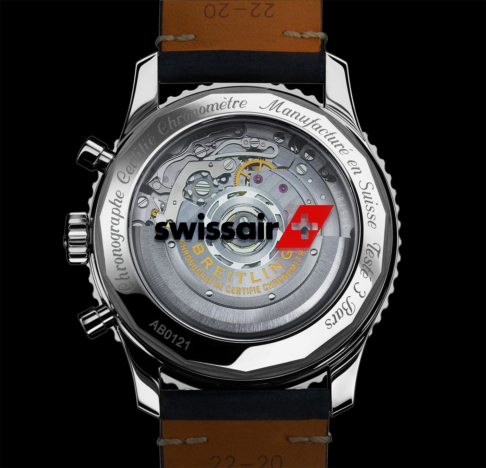 Breitling Navitimer 1 B01 Chronograph 43 Swissair Edition 2