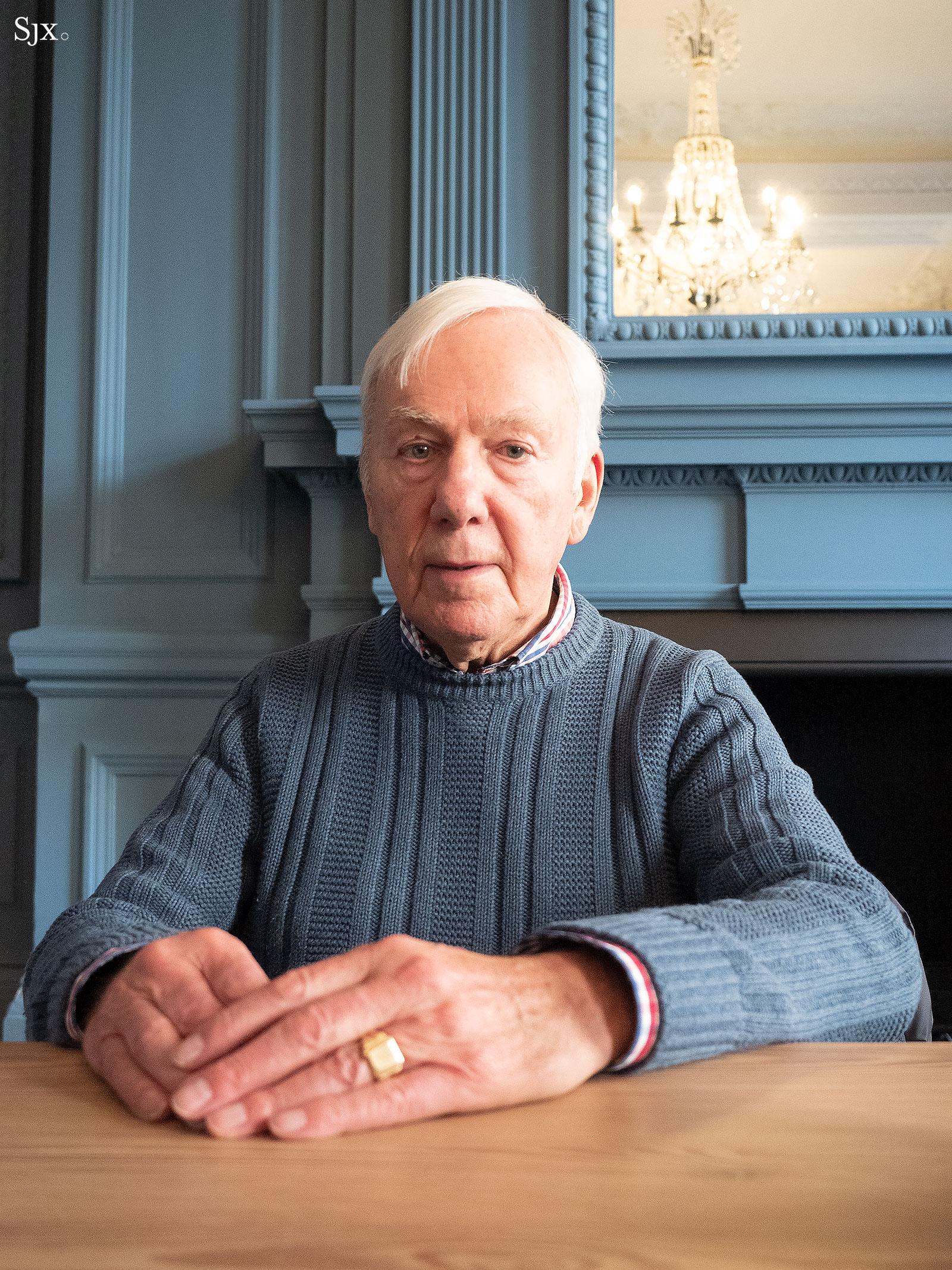 David Newman George Daniels Trust 3