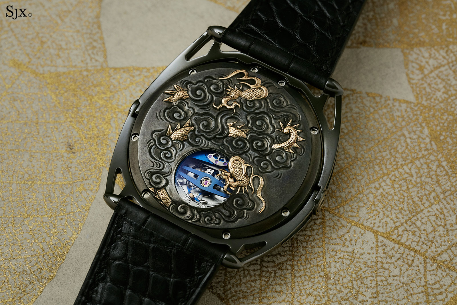 De Bethune Maestri Art I watch 5