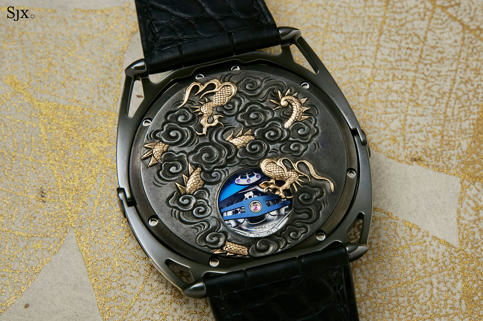 De Bethune Maestri Art I watch 7