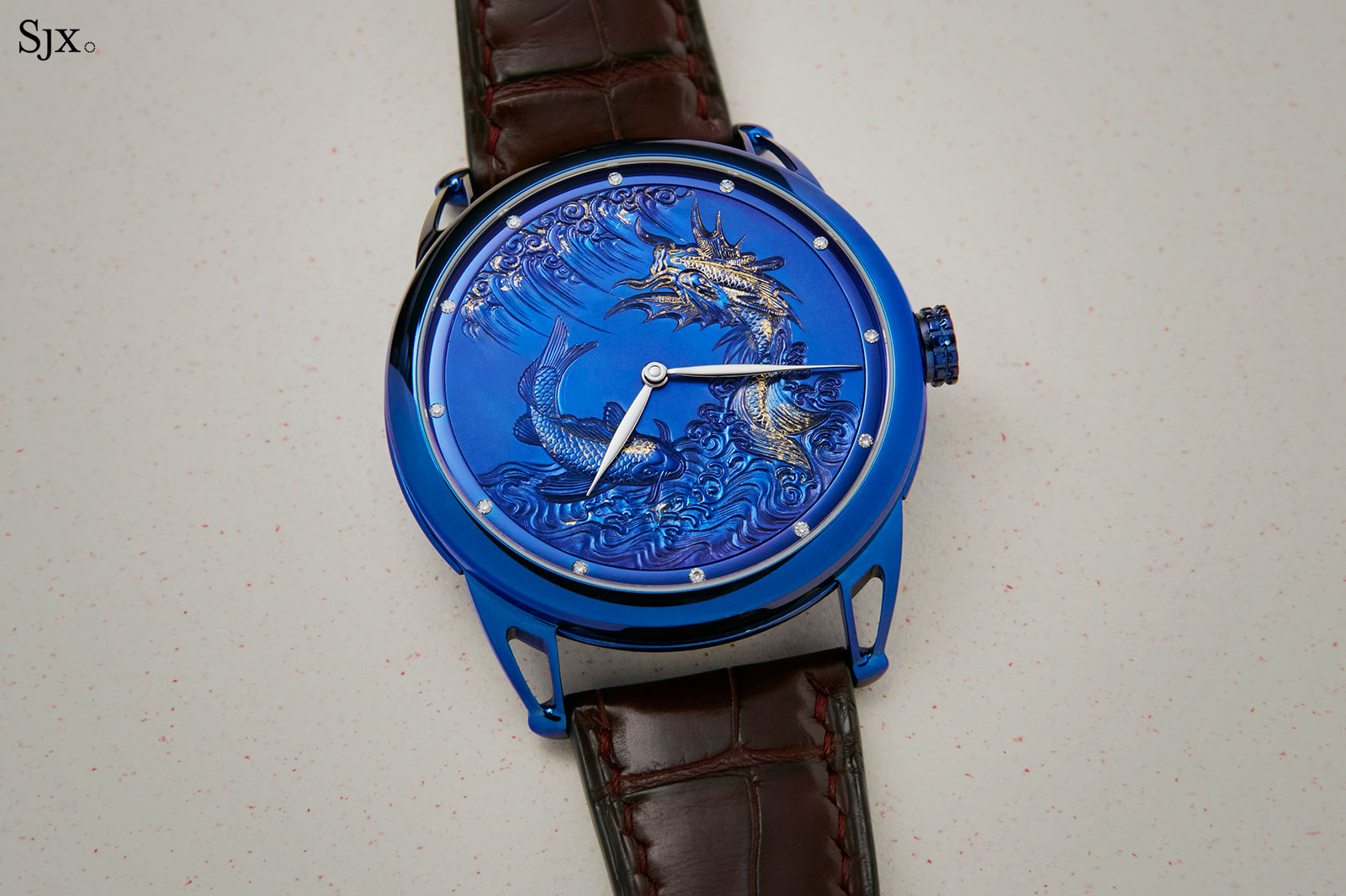 De Bethune Maestri Art II watch 1