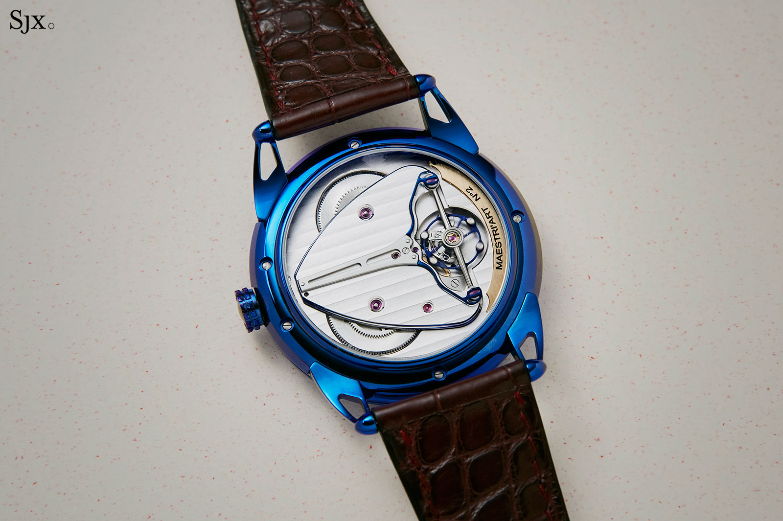 De Bethune Maestri Art II watch 2