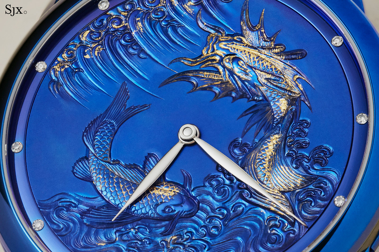 De Bethune Maestri Art II watch 3