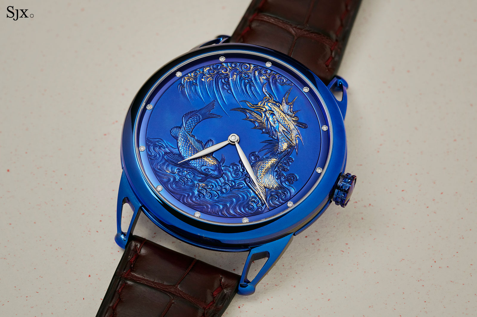 De Bethune Maestri Art II watch 4