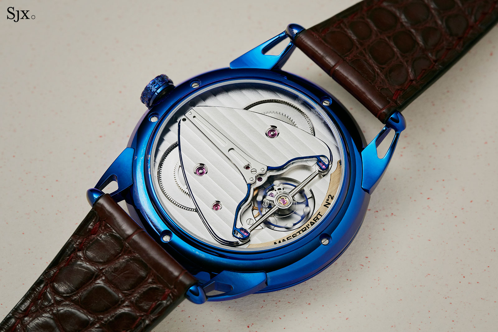 De Bethune Maestri Art II watch 7