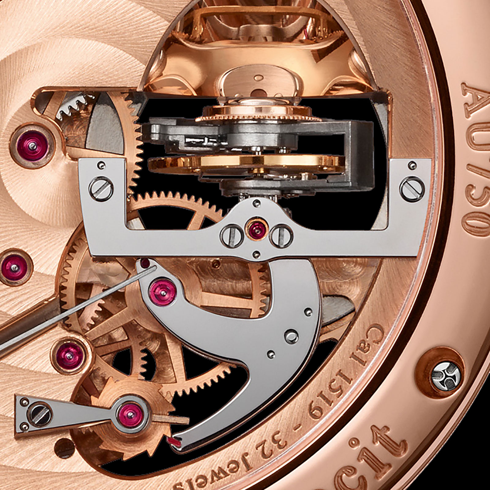 FP Journe Tourbillon Souverain Vertical 1