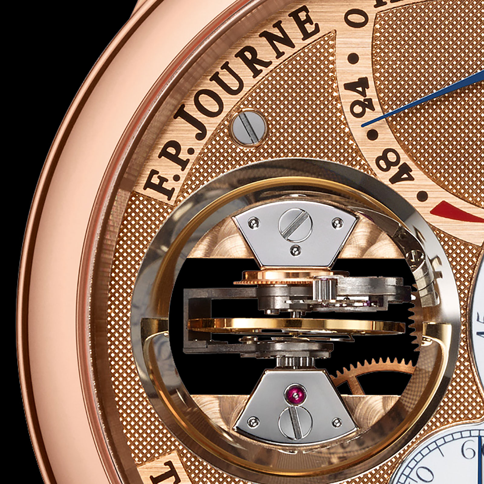 FP Journe Tourbillon Souverain Vertical 3