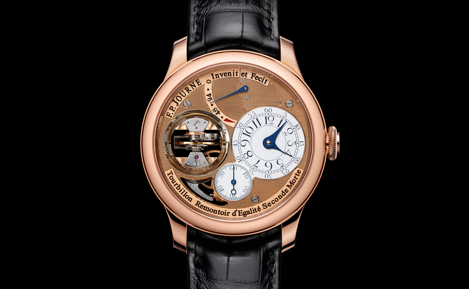 FP Journe Tourbillon Souverain Vertical 4