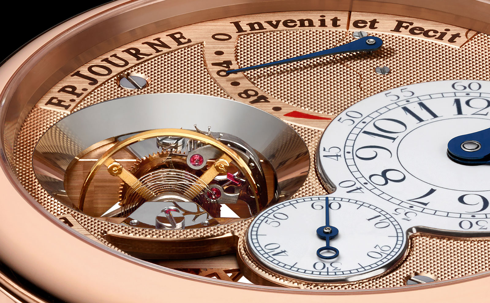 FP Journe Tourbillon Souverain Vertical 5