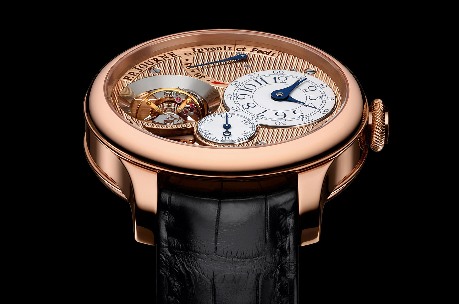FP Journe Tourbillon Souverain Vertical 6
