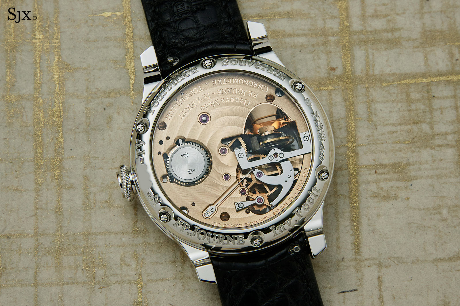 FP Journe Tourbillon Souverain Vertical Pt 2-1